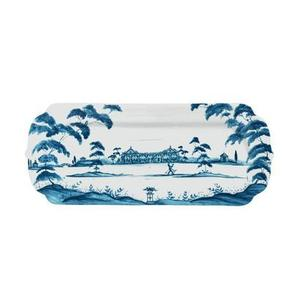 Juliska Hostess Tray Country Estate- Delft Blue