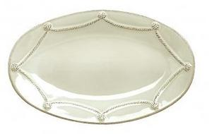 Juliska Berry and Thread Medium Oval Platter