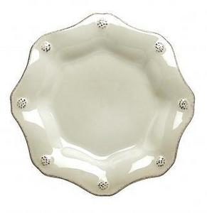 Juliska Berry and Thread Scallop Tea Plate