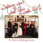 Wishing You Flat Photocard