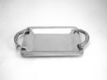 Western Antlers Rectangular Tray - Medium