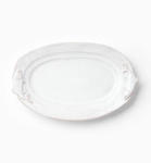 Vietri Aquatico Fish Large Oval Platter