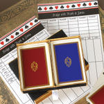 Playing Cards & Bridge Pad Set