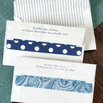 Designer Self-Seal Envelopes & Sheets