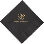 Serenity Personalization Napkins