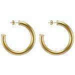 Sheila Fajl: Chantal Hoop Earrings