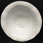 Melamine Round Ruffle Serving Bowl