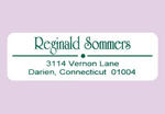 Marquis Address Label