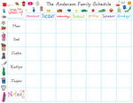 Robin Maguire Cool Calendars