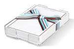 Fashion Memos with acrylic holder