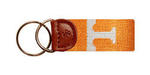 University of Tennessee Needlepoint Key Fob