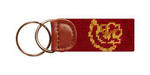 University of Southern California (USC) Needlepoint Key Fob