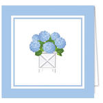 Blue Hydrangeas Gift Enclosure Cards