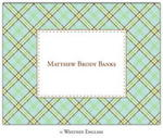 Glenwood Plaid Blue